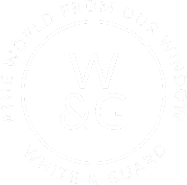 White and Guard Logo